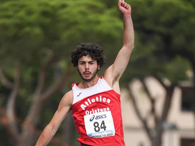 BILANCIO POSITIVO/ Ottimi risultati a Grossetto dell'Atletica Oristano nei campionati  Juniores e Promesse