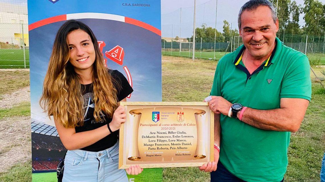 PREMIAZIONI AIA ORISTANO/ Consegnati i riconoscimenti per la stagione 2020-21 ad arbitri ed assistenti