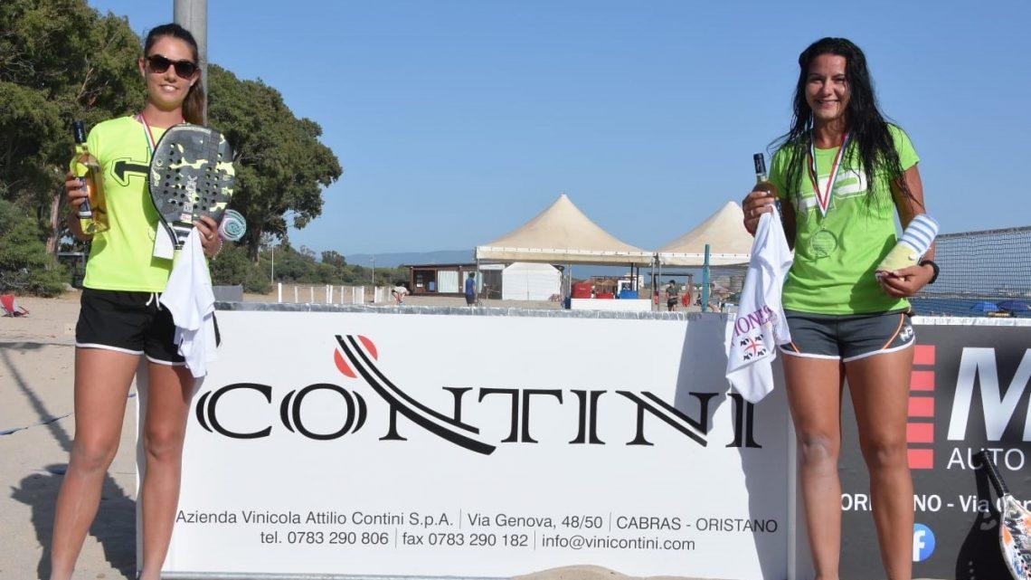 TORRE GRANDE CAPITALE DEL BEACH TENNIS/ Assegnati i titoli di campione sardo: tutti i nomi dei vincitori  e le foto