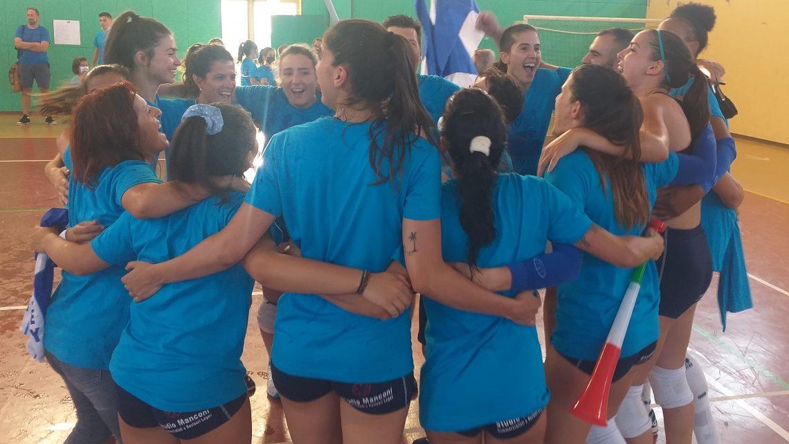 """PROMOSSE! / La Corren Volley Ghilarza 2008 """"vola"""" nel campionato Nazionale di Serie B2 Femminile"""