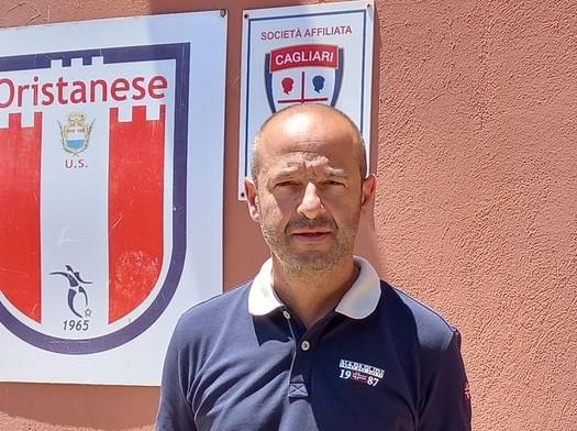 ARRIVA BOBO SAU/ L'Oristanese annuncia il nome del tecnico che guiderà la squadra nel prossimo  campionato di 1A Categoria