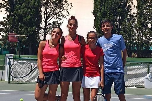 CAMPIONESSE !/ Prestigioso risultato del Tennis Club Ghilarza nella categoria D2 femminile