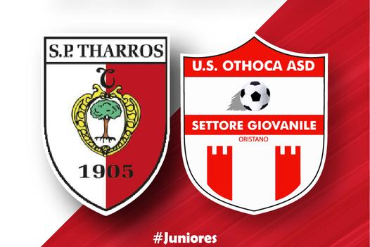 THARROS & OTHOCA/ Le due societàoristanesi di calcio uniscono le forze nel settore Juniores per migliorare la qualità dell' attività proposta