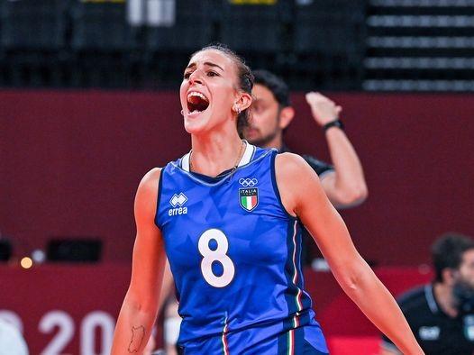 EUROPEI VOLLEY/ Le azzurre e Alessia Orro calano il poker: sconfitta la Croazia per 3-0 e oggi  c'è già la Svizzera ( (diretta RAI 3 ore 20)