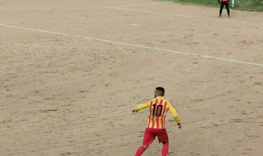 CONFERME TOP/ L'attaccante ghilarzese Francesco Piras resta alla Bolotanese per segnare e togliersi altre soddisfazioni