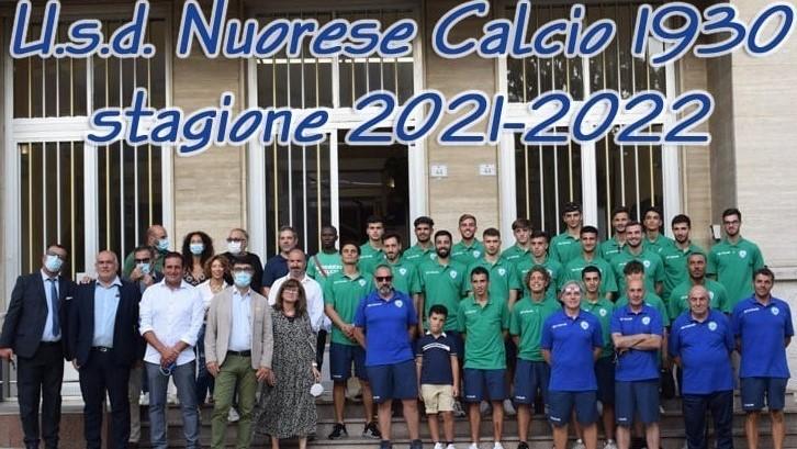 LE SQUADRE AL VIA/ Presentata ufficialmente la Nuorese Calcio  2021-22