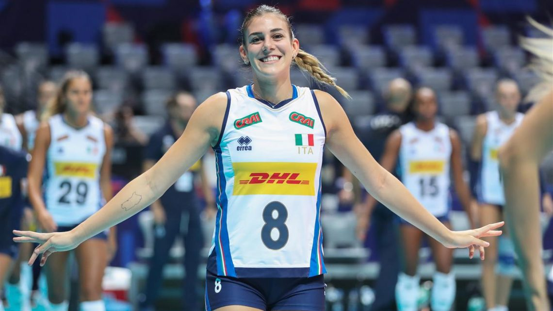 EUROPEI VOLLEY/ L'Italia di Alessia Orro supera per 3-0 anche l'Ungheria e domani (RAI 2 ore 17.15) se la vedrà con la Slovacchia