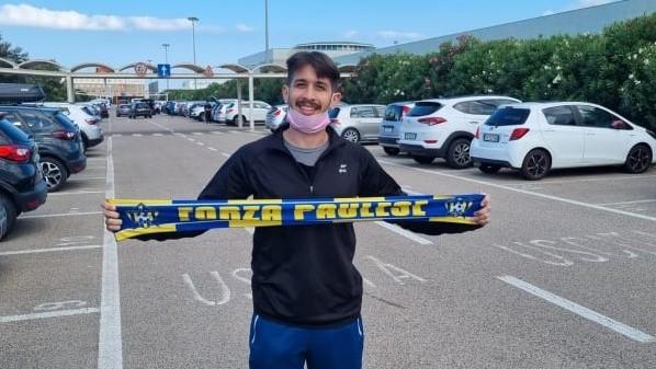 CALCIO PROMOZIONE B/ un attaccante argentino per la Paulese: arriva Damian Ignacio Frezetti