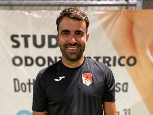 CALCIO A 5 SERIE D/  Davide Concas neo allenatore  dell'Asd Shardana Futsal
