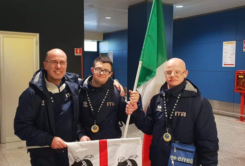 """AIPD ORISTANO/ I tre """"gioielli"""" della nazionale di Basket dal 4 ottobre a Ferrara per l' Open EuroTrigames"""