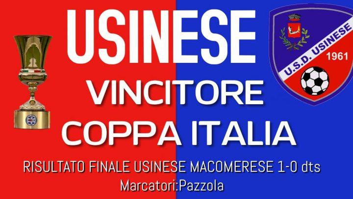 CALCIO COPPA ITALIA PROMOZIONE/ Peccato Macomerese: sconfitta ai supplementari dall' Usinese per 1-0