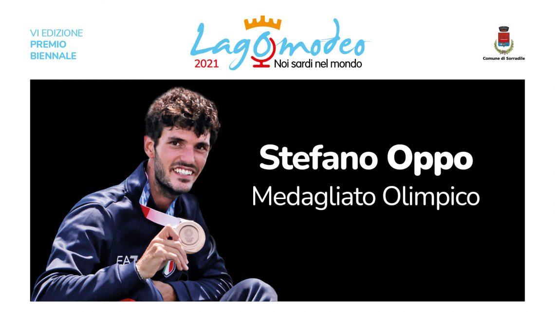 STEFANO OPPO/ Ancora tanti riconoscimenti per il campione oristanese: Premio Ussi, Festival dello Sport della Gazzetta, Premio Biennale Lago Omodeo – Noi sardi nel mondo